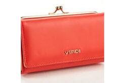 Πορτοφόλι Verde 18-0001057 Κοραλί