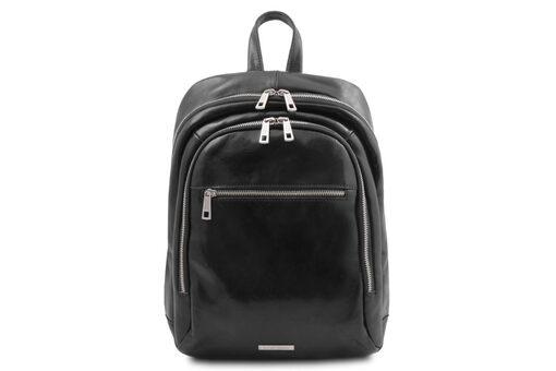 Τσάντα Ανδρική Πλάτης Tuscany-Albert TL142049 Μαύρο