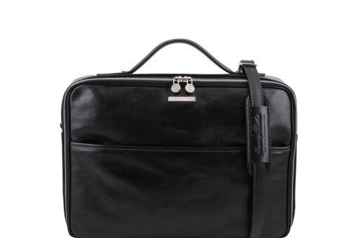 Τσάντα Laptop Tuscany-Vicenza TL141240 Μαύρο