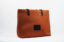 Τσάντα Ώμου-Χειρός Dolce 218010 Καμηλό