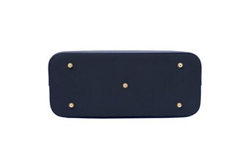 Τσάντα Ώμου-Χειρός Tuscany Olimpia TL141412 Μπλε σκούρο