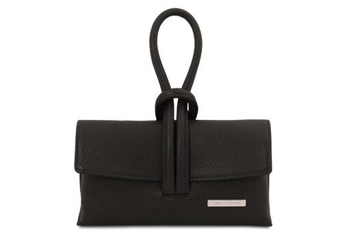 Τσάντα Ώμου-Χειρός Tuscany TL141990 Μαύρο