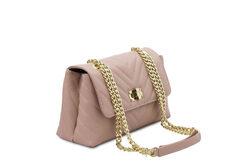 Τσάντα Ώμου-Χειρός Tuscany TL142015 Ροζ ballet