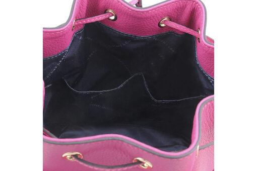 Τσάντα Ώμου-Χειρός Tuscany TL142083 Φούξια