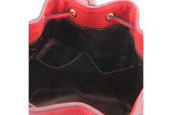 Τσάντα Ώμου-Χειρός Tuscany TL142083 Κόκκινο lipstick