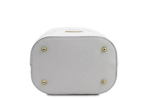 Τσάντα Ώμου-Χειρός Tuscany TL142083 Λευκό