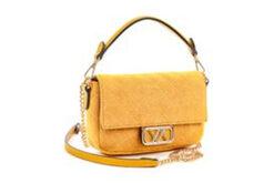 Τσάντα Ώμου-Χειρός Verde 16-0005624 Κίτρινο