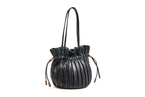 Τσάντα Ώμου-Χειρός Verde 16-0005984 Μαύρο