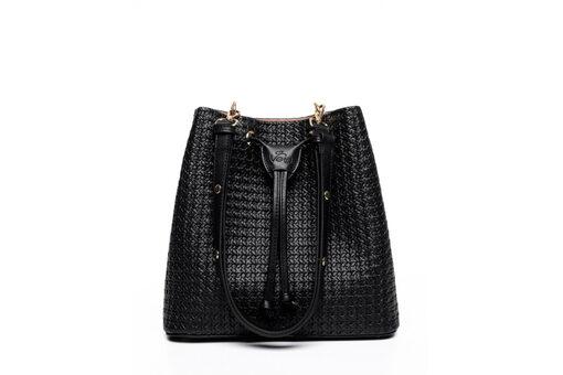 Τσάντα Ώμου-Χειρός Veta 5111 Μαύρο
