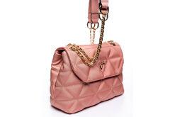 Τσάντα Ώμου-Χειρός Veta 5114 Κοραλί