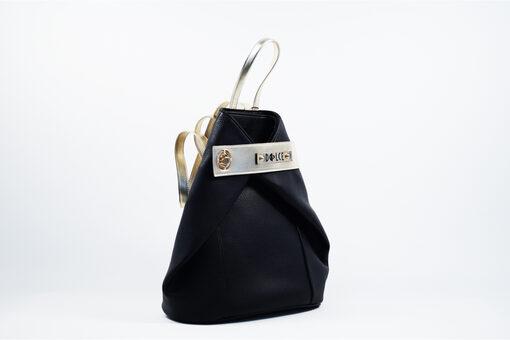 Τσάντα Πλάτης Dolce 218040 Μαύρο