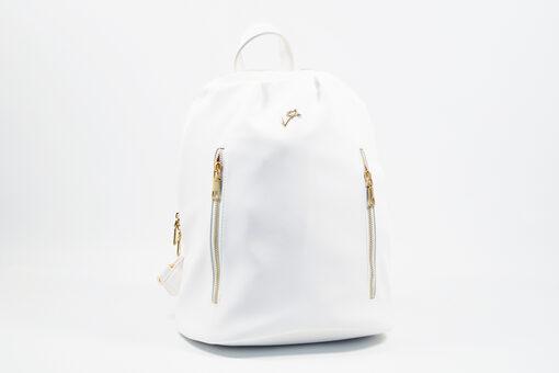 Τσάντα Πλάτης Veta 5006 Λευκό