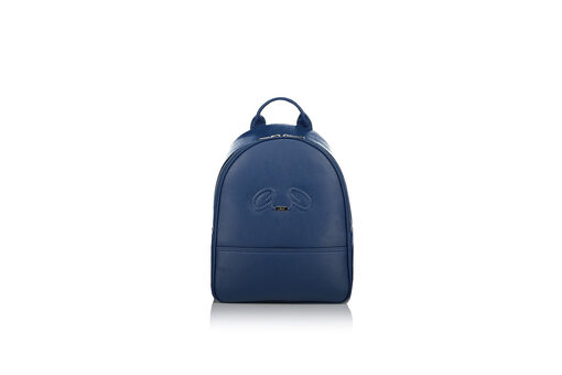 Τσάντα Πλάτης Axel RHEA 1023-0263 Μπλε σκούρο